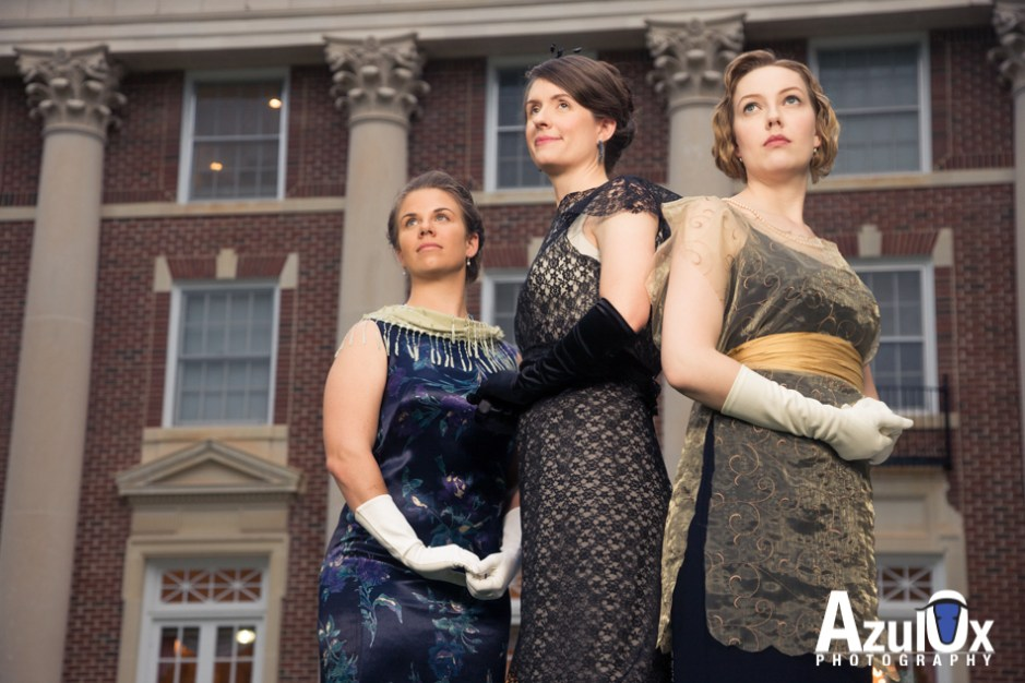 Downton Abbey Style Shoot: Creative Session