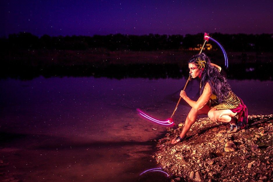 Mystic Weekend Revisited: Creative Portraiture