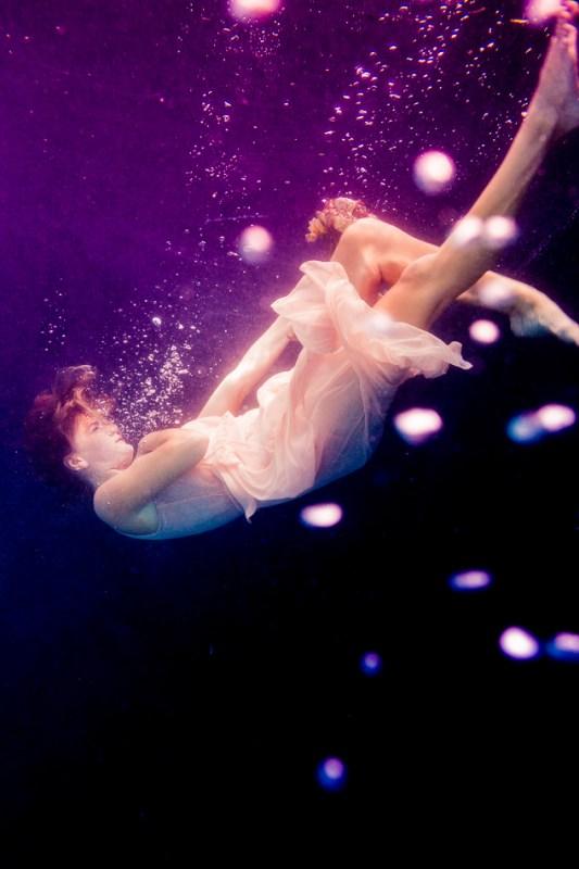 Underwater Extravaganza: Creative Portraits