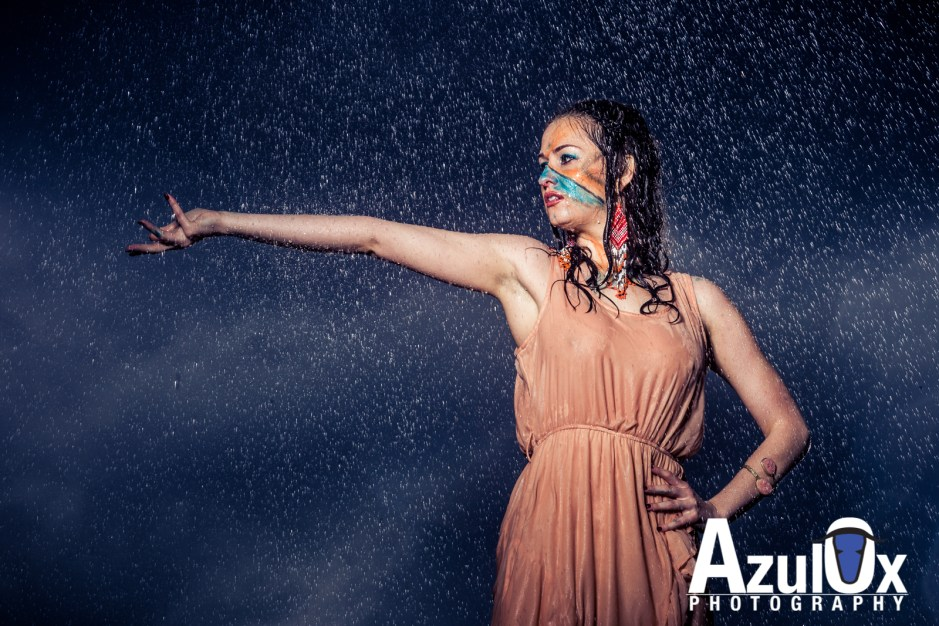 Soaked: Fashion in the Wet in Austin