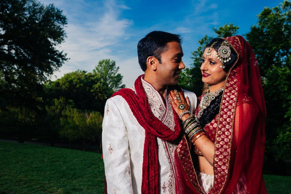 Deepak & Yogini's Wedding Day in Austin