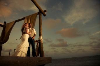 Stephanie & Jason: Mansion by the Sea Wedding in Port Aransas - Ocean Front Wedding Portraits - Austin Wedding Photographers