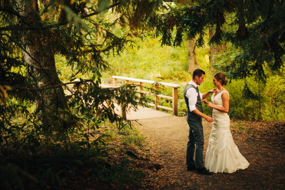 Casey Jo & Scotty Mac: Mt. Pisgah Arboretum Wedding in Eugene, Oregon