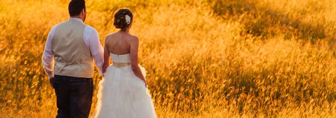 Lauren & Joe: Bella Springs Wedding in Boerne, Texas - austin wedding photographers -golden hour wedding portraits -