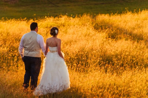 Lauren & Joe: Bella Springs Wedding in Boerne, Texas - austin wedding photographers -golden hour wedding portraits -