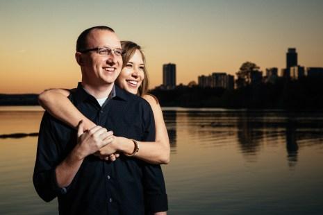 Austin Engagement Laughing #-6
