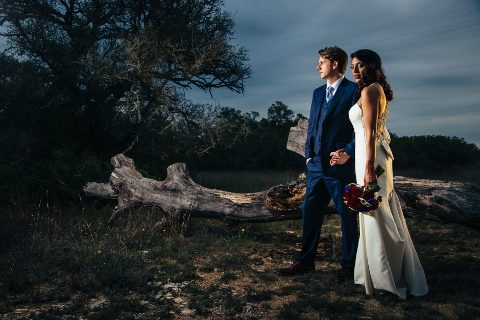 John & Shetal: Red Corral Ranch Wedding in Wimberley