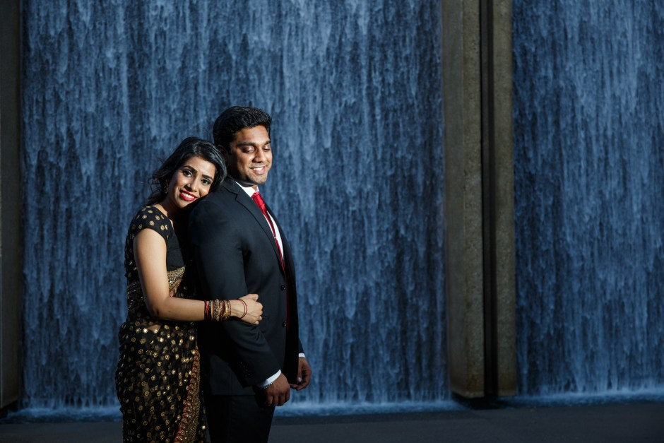 Bhumi & Savan: Houston Theater District Engagement