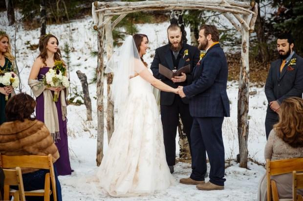 Dustin & Rachael: Denver, Colorado Wedding - Meadow Creek B&B