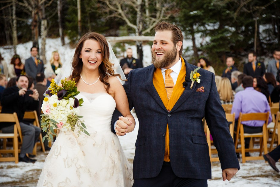 Dustin & Rachael: Denver, Colorado Wedding