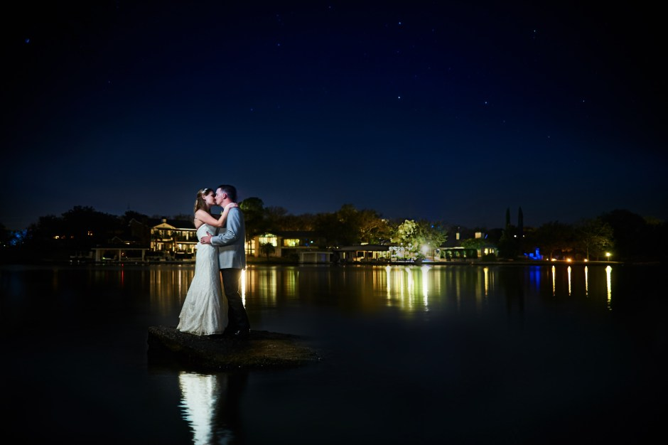 Joseph and Sara: Horseshoe Bay Wedding