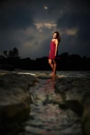 Ale - McKinney Falls - Senior Portraits - 01