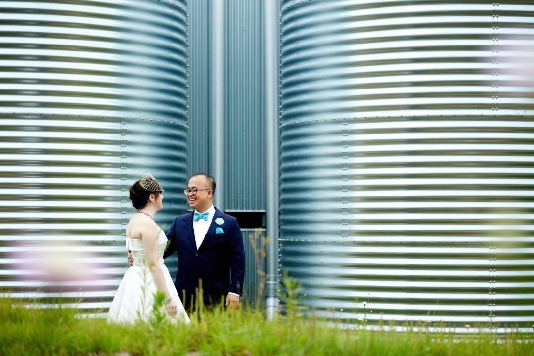 Jonathan and Lindsay - Prospect House - DIY Wedding - 021