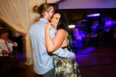 Antebellum Oaks Wedding - Austin Wedding Photographer - Jacob and Katie - wedding reception - guest dancing