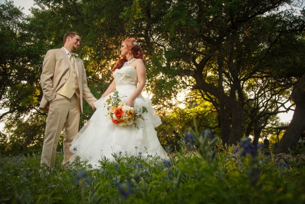 Canyon Lake Wedding - Country Wedding - Classic Car Wedding - New Braunfels Wedding - Shay and Jason