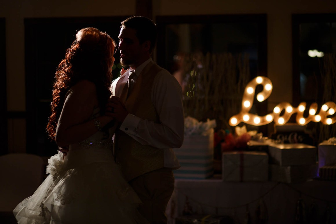 Canyon Lake Wedding - Country Wedding - Classic Car Wedding - New Braunfels Wedding - First Dance - Shay and Jason