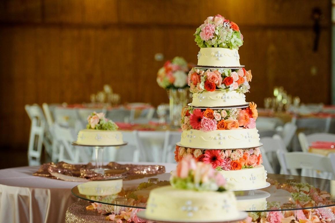 Featured Wedding Cakes - DIY Wedding Cakes - Austin Wedding Photographers -Nancy and Jaime Wedding