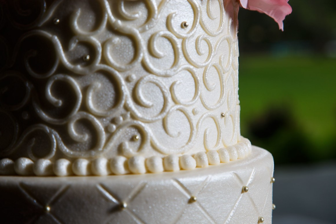 Featured Wedding Cakes - DIY Wedding Cakes - Cake Highlights - Austin Wedding Photographers - Matt and Allison Wedding - DIY wedding Cake