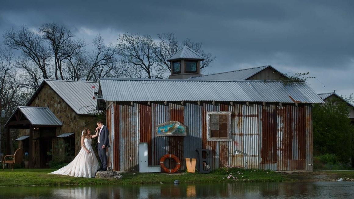 Hill Country Wedding - Pecan Springs Ranch Wedding Wedding Formals - Bold Wedding Portraits - Austin Wedding Photographer - Matt and Allison