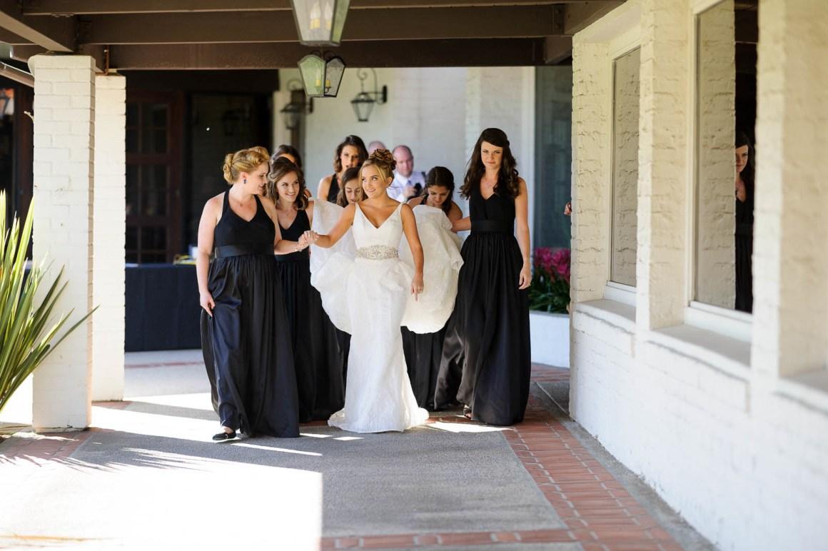 Colin and Alicia Wedding, Lakeside Country Club Wedding, West Coast Destination Wedding, Austin Wedding Photographers