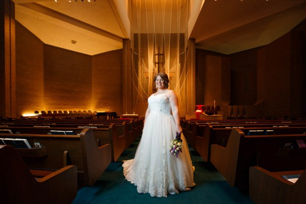 Roxie Bridal Session - Downtown Austin Texas - First Baptist Church - Austin Wedding Photographers -