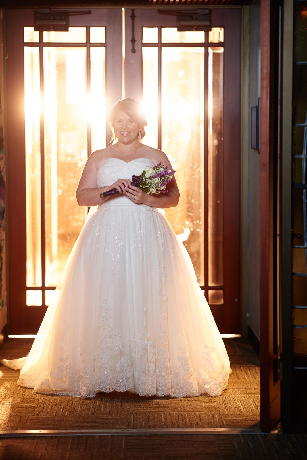 Roxie Bridal Session - Downtown Austin Texas - First Baptist Church Wedding - Austin Wedding Photographers - Golden Hour Bridal Shoot -