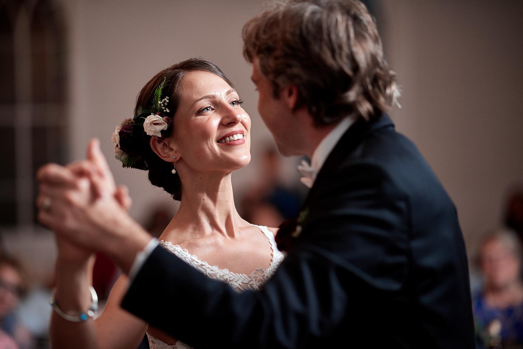 Emily & Peter's First Dance - Mercury Hall Wedding, Austin Texas