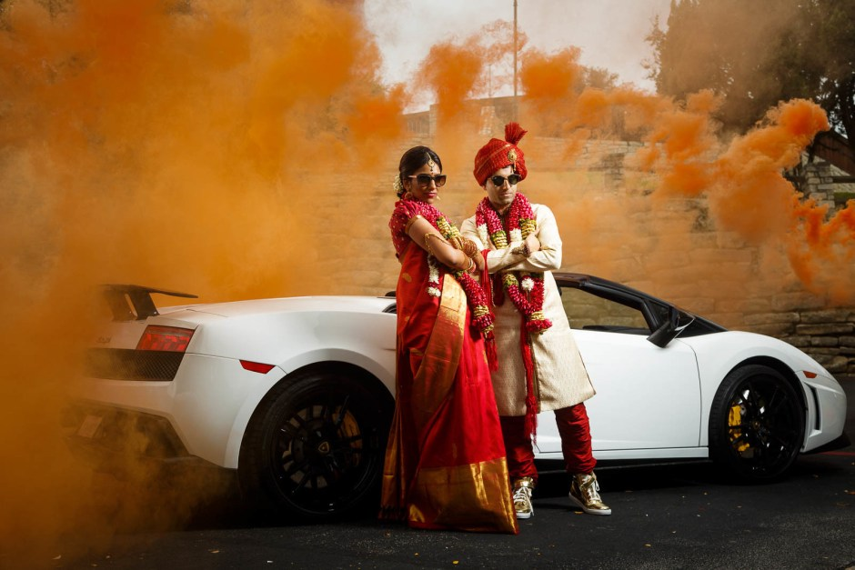 Austin Wedding Photographer, Chinmay and Janani Wedding, Gold Adidas, Indian Wedding, Lakeway Spa and Resort Wedding, Lakeway Texas Wedding venue, Lamborghini Wedding