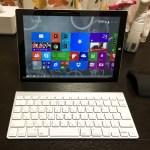 Apple Wireless KeyboardをSurface Pro 3で使う!!
