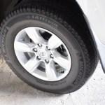 【プラド】タイヤを長持ちさせる!ローテーションを行いました