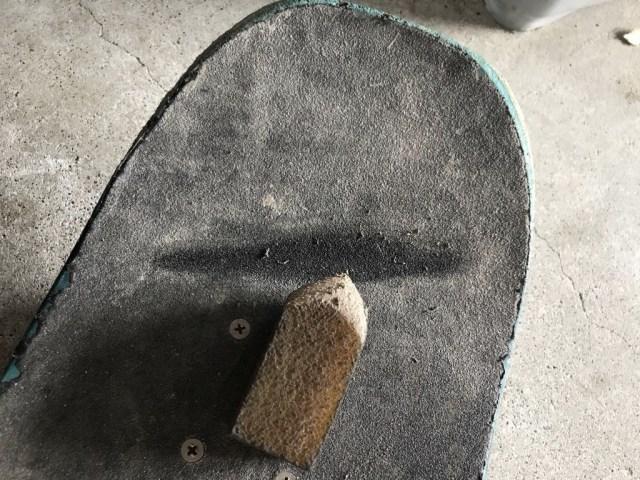 gripgum, skateboarding, グリップガム, スケボー, スケートボード, デッキテープ, 便利, 掃除,クリーニング