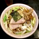 焼肉信玄炒め定食, もののふ, 麺将武士, 上田市, ラーメン, 長野