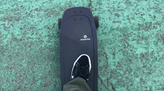 ブーステッド,ブーステッドボード,boosted,boosted board,boosted mini,boosted mini s,boosted mini x,ブーステッドミニ,電動スケボー,電動スケートボード,electric skateboard,レビュー,開封,ミニ,滑走