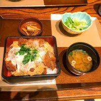 長野, 上田市,たぬき亭,定食,カツ丼,かつ丼,おいしい,また食べたい,タローポーク