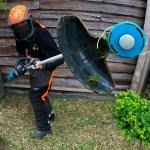【自動で出てくる】マキタナイロンコード式草刈機【慣れると手放せない】