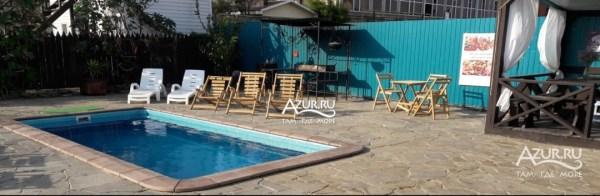 Отзывы об отдыхе в отелях и гостевых домах в посёлка Кучугуры