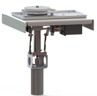 Advantage Platten Drawer Assembly