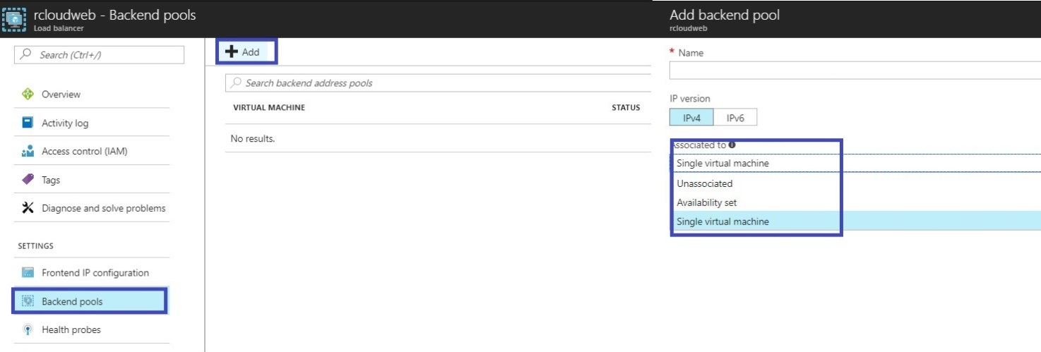 Configuration of Load Balance in Azure | Azure4you By Lalit