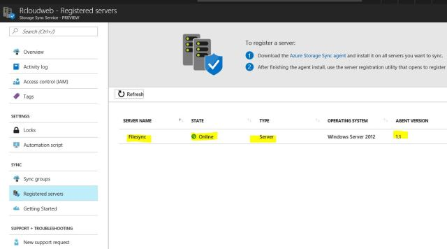 Azure File Sync18