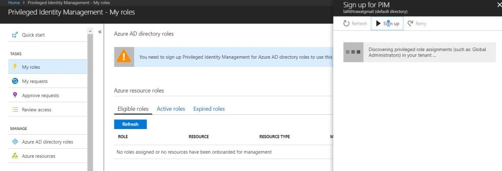 Azure AD Privileged Identity Management | Azure4you By Lalit