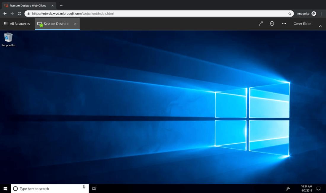 WVD_TestDesktopSession02