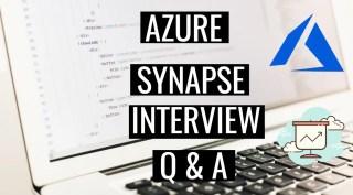 Azure Synapse Analytics Interview Question