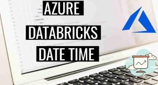 Date time conversion Databricks