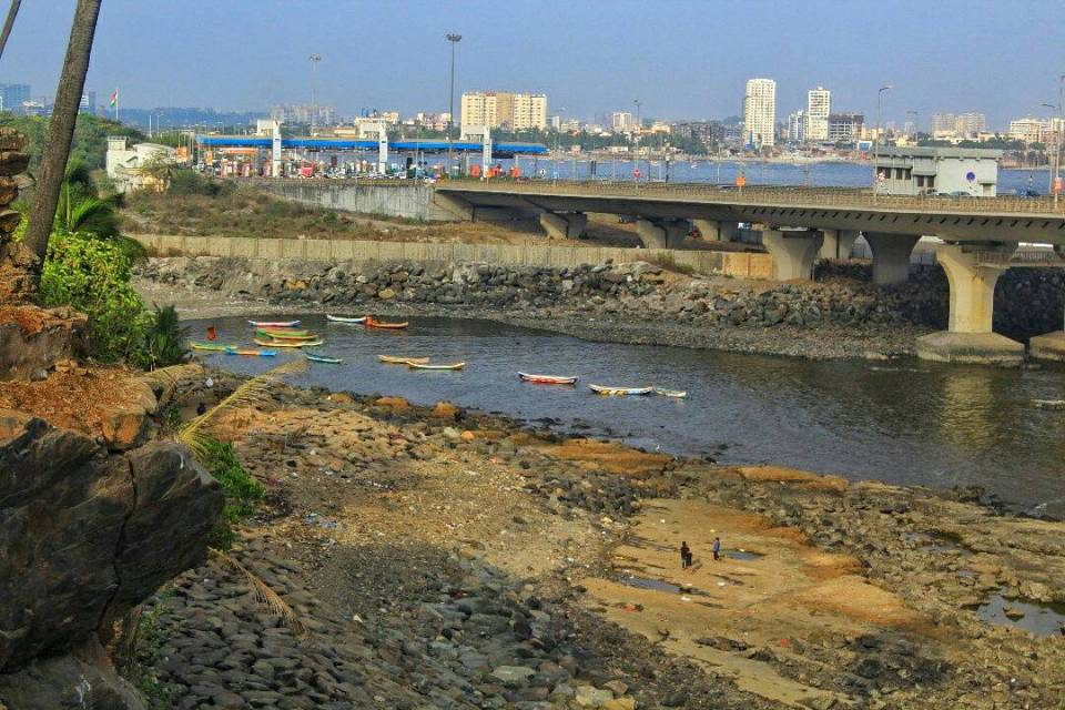 Places to visit in Bandra 2 - Mumbai - Maharashtra - The Azure Sky Follows