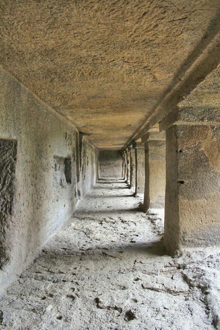 Ellora cave 11- 8