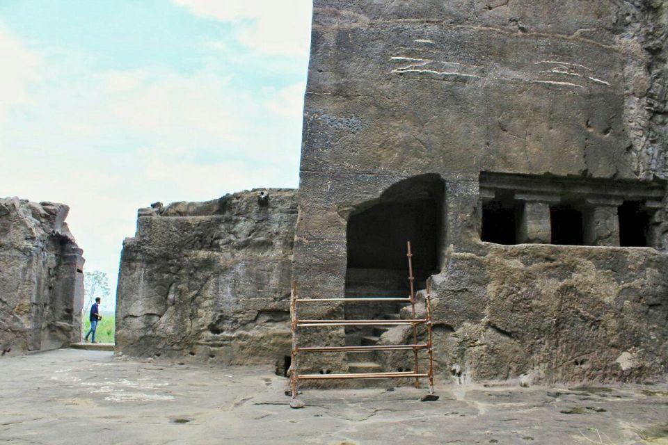 Ellora cave 12- floor 1- 5