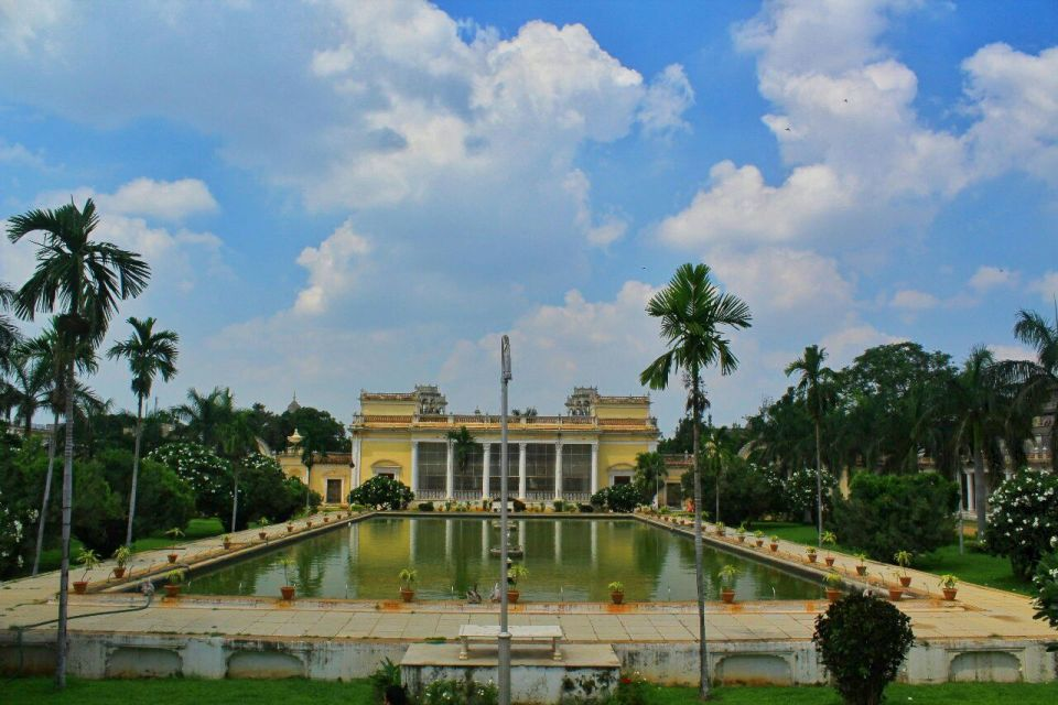 170 Chowmahalla Palace - Hyderabad - Telengana - Azure Sky Follows - Tania Mukherjee Banerjee