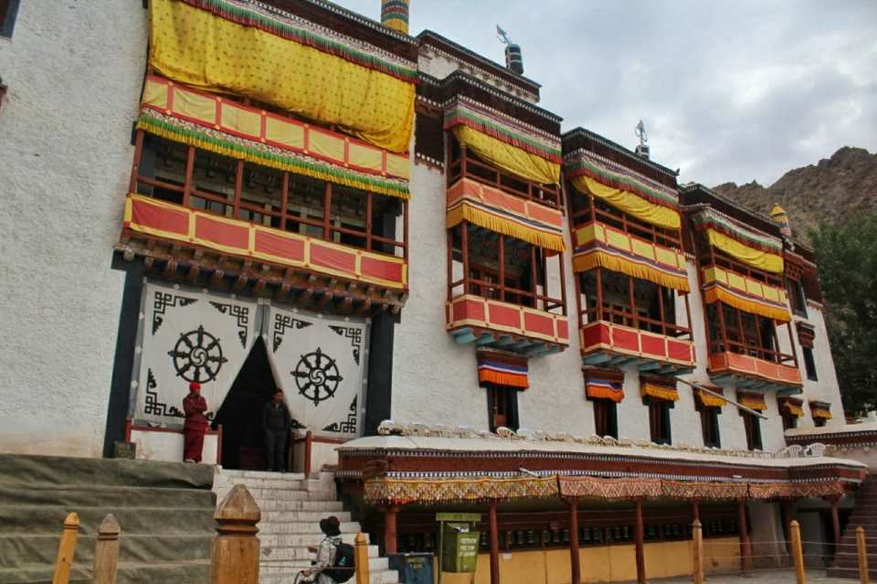 Places to visit in Leh - Hemis