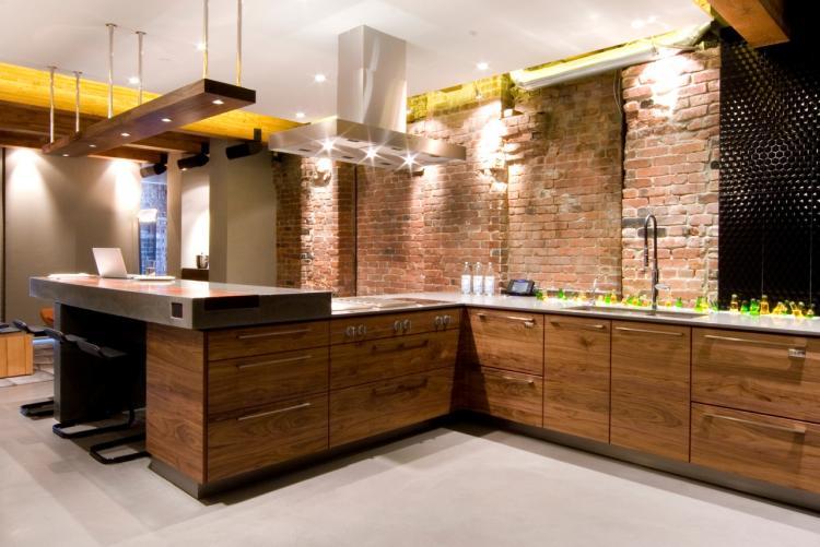 meubles cuisine bois bois massif
