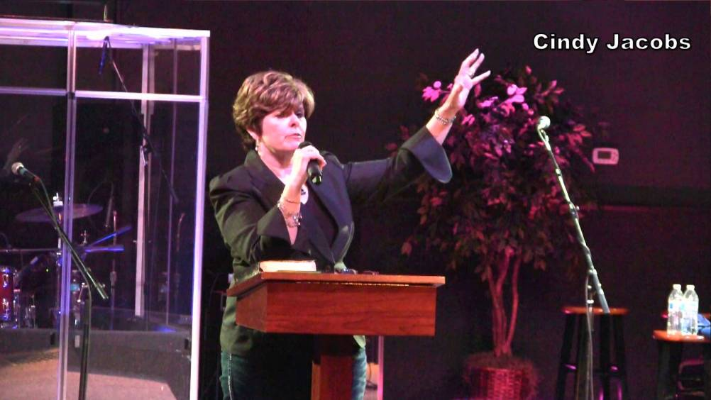 Cindy Jacobs and her failed prophecies | Azusa Report